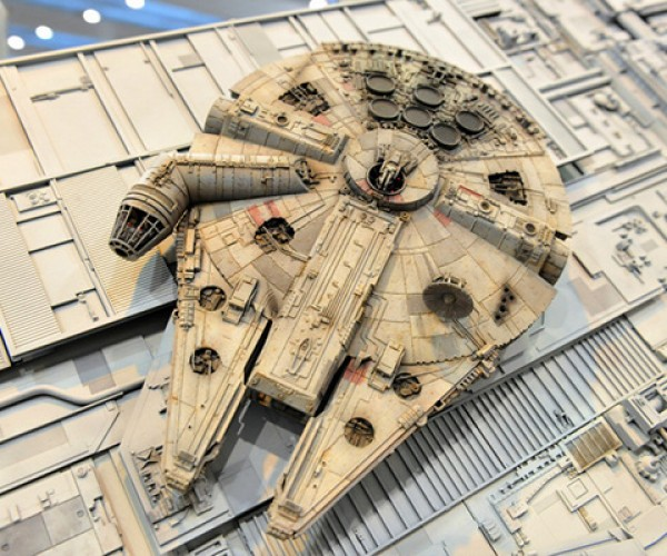 star wars diorama from the 50th shizuoka hobby show 3