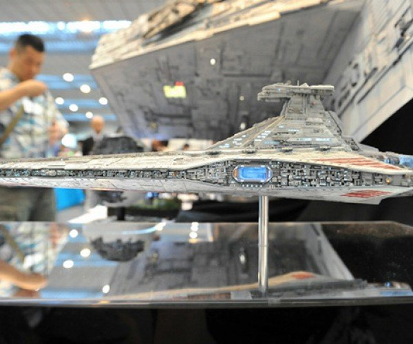 star wars diorama from the 50th shizuoka hobby show 7