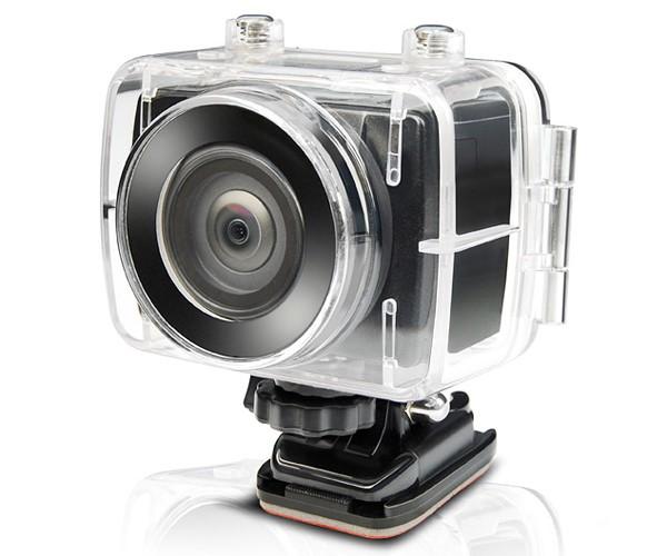 Swan Freestyle HD Rugged Digital Camera Takes on GoPro