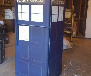TARDIS Refrigerator: Ice Box, Not Police Box