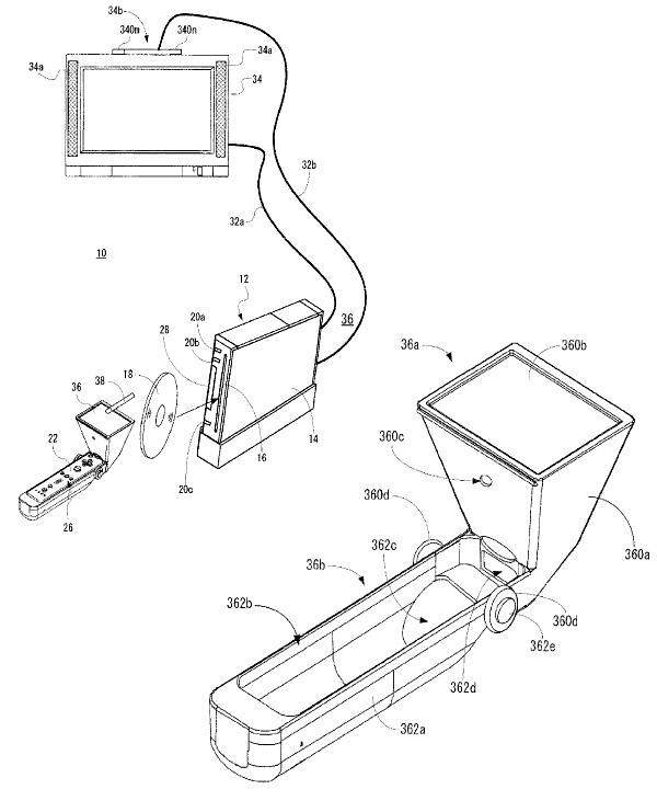 Nintendo Patent App Reveals Wii Remote Touchpad Technabob