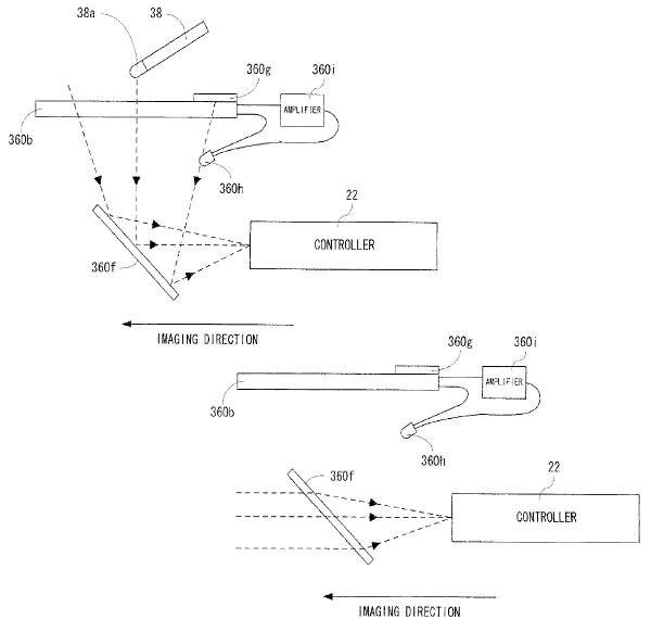 wii mote touchpad patent 2