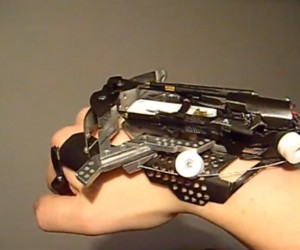 DIY Wrist-Mounted Crossbow: Wrist Augmentation