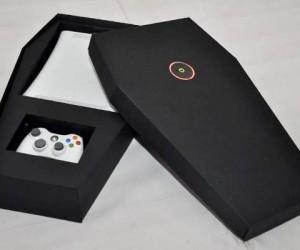 RRoD Coffin: RIP Xbox 360