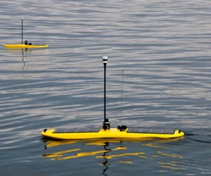 Wave Glider Autonomous Robot Ship Fleet: Ready to Invade Your Shores