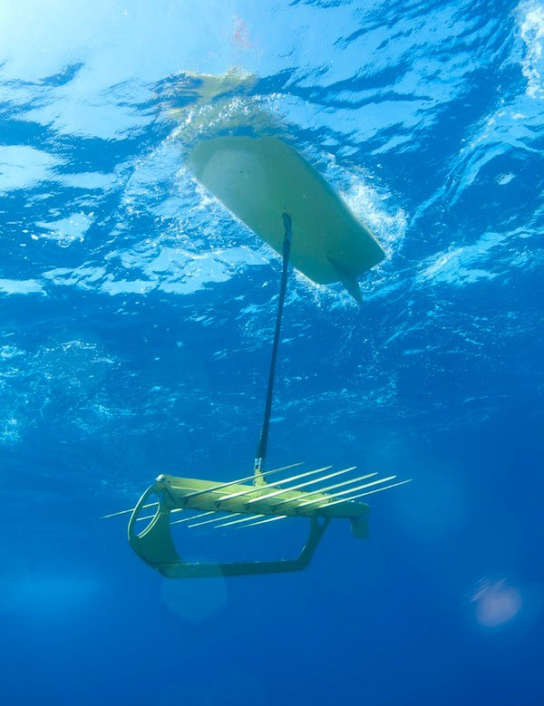 wave glider robot liquid robotics crossing pacific ocean