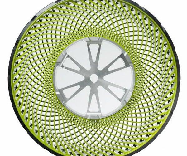Bridgestone Airless Tires Promise Never to Go Flat