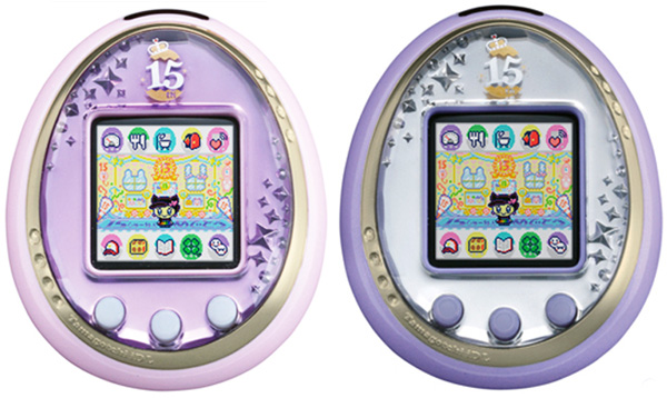 tamagotchi bandai japan 15 anniversary digital pet fun