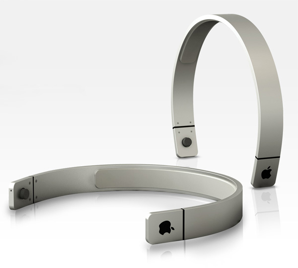 apple hairbands sang-hoon lee headphones concept design