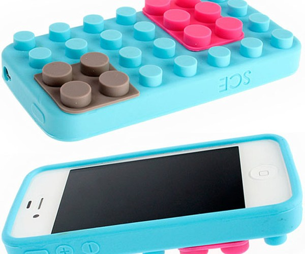 iPhone Brick Protective Case: In Case You Want to Brick Your Phone