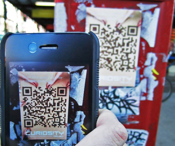 Handmade QR Codes: Yep, They Still Scan!