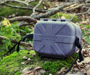 Cam Crate Protects Your DSLR Camera No Matter What
