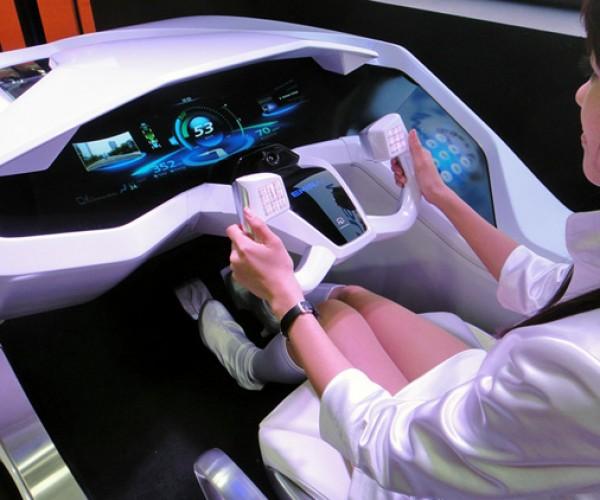 Mitsubishi EMIRAI Dashboard: When Can I Have it in My Car?