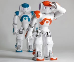 Next Generation NAO Robots Ready to Take Over the World