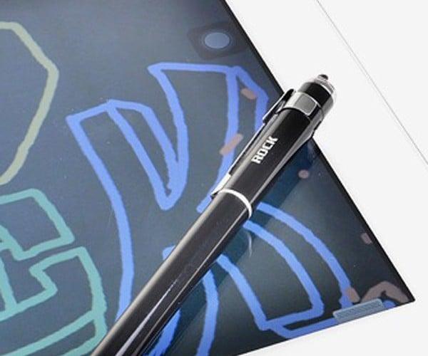 Marvel Digital Stylus Doubles as Pen