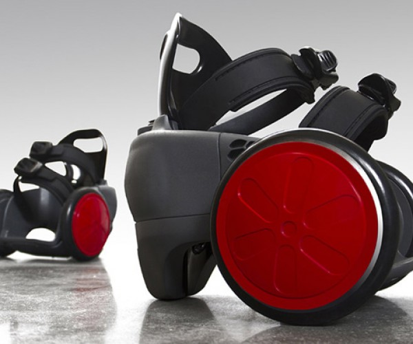 spnKIX Motorized Skates Let You Fly Down the Sidewalk at 10mph