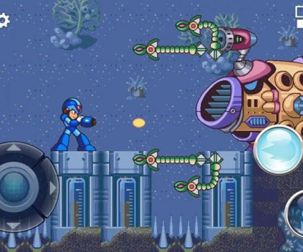 Mega Man X on iOS: Rockman Hits the iPhone