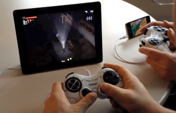 60beat gamepad for ipad iphone ipod touch