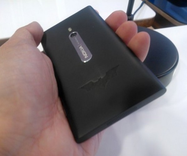 Nokia Reveals Lumia 800 Dark Knight Rises Edition Smartphone