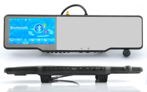 Bluetooth Rearview Mirror Kit