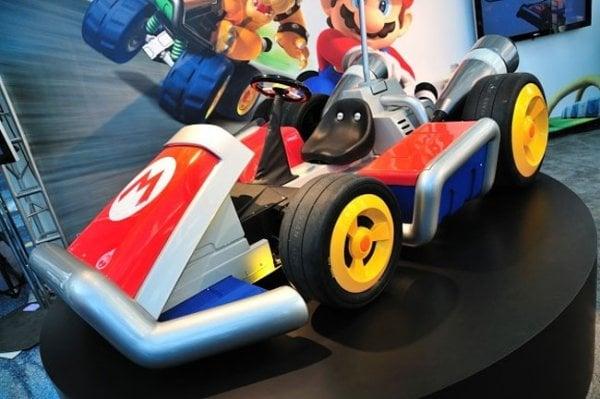 GameStop Mario Kart