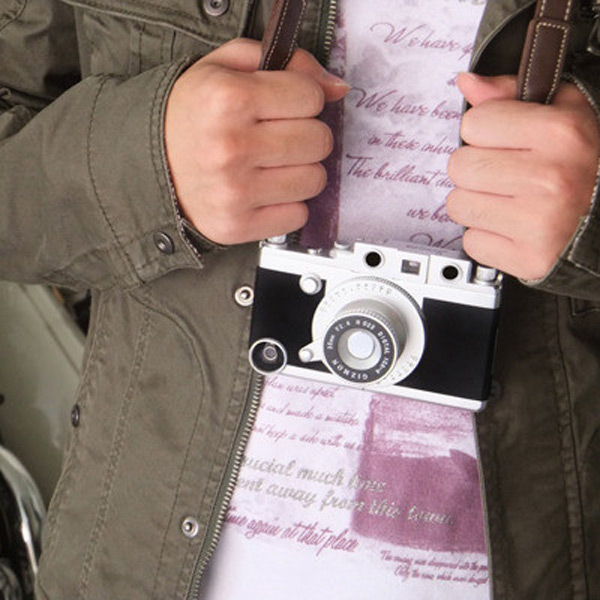 gizmon ica case retro iphone camera