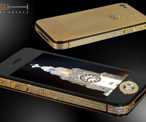 $9 Million iPhone 4s Smartphone: For Those Who Aren't Very Smart with Their Money