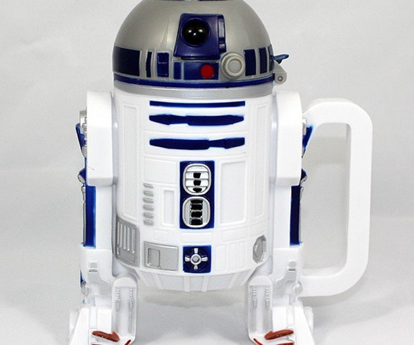 R2-D2 Disneyland Souvenir Cup: Definitely The Droid We're Looking For