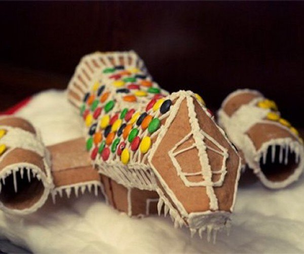 Serenity Now, in Gingerbread Form