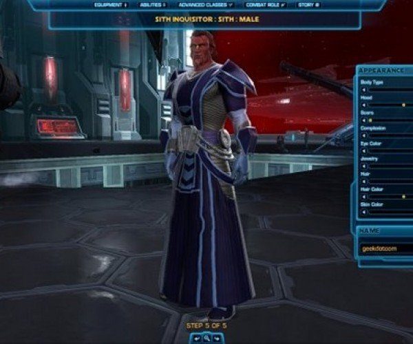 Star Wars: The Old Republic Surpasses 1 Million Subscribers, Billlions of NPCs Dead
