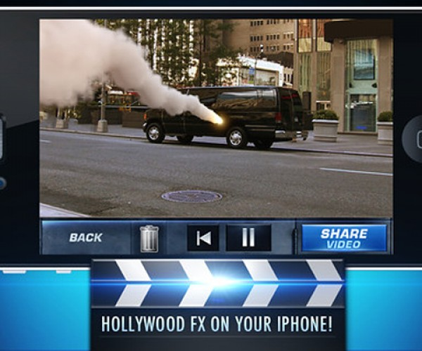 Action Movie FX iOS App: Get Your Freddie Wong On