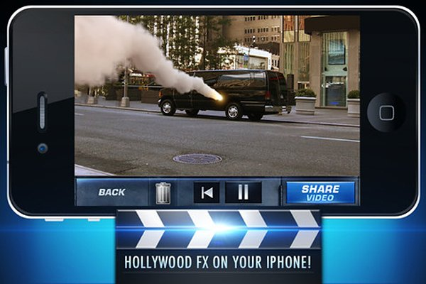 action movie fx ios app