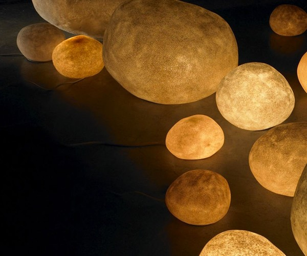 Ambient Rock Lights: What Happens When Lava Lamps Cool Off