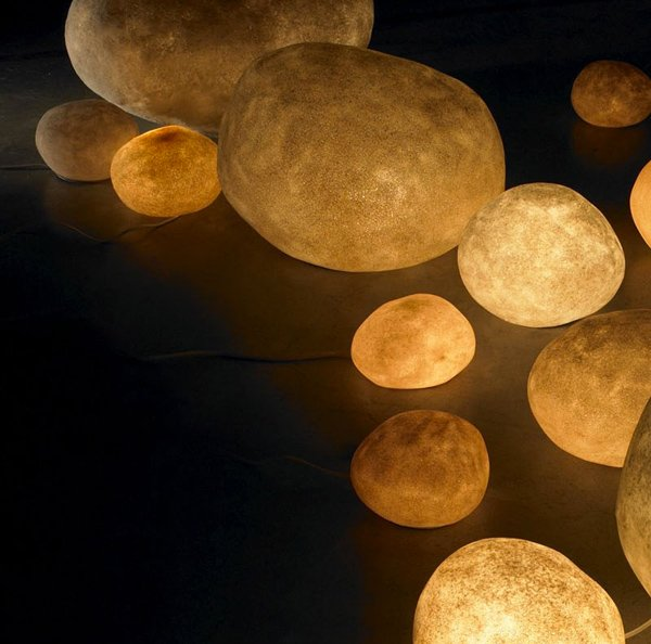 andre cazenave luminous stones ambient rock lights
