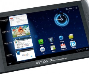 Archos 70b Honeycomb Tablet Debuts for Under $200 with Numerous Upgrades