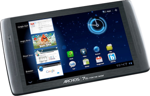 archos 70b android tablet