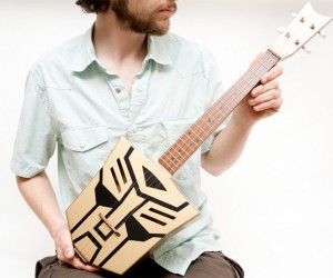 Autobot Ukulele: Strumbot in Disguise