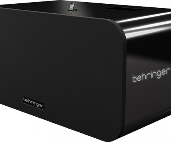 Behringer iNuke Boom iOS Dock Goes to 10,000