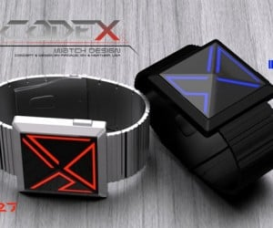 CODEX LED Watch Is About as Cryptic as They Come… or Is It?