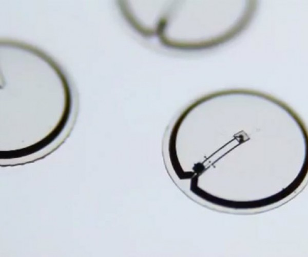 Microsoft Working on Blood Sugar Monitor Contact Lens