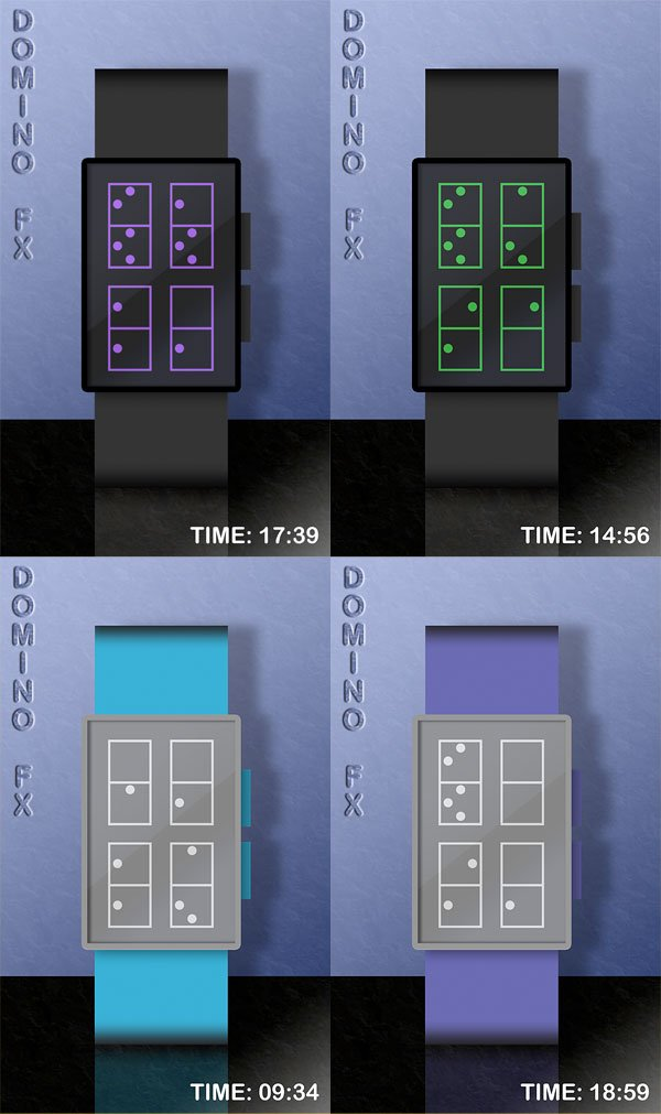 domino fx watch 3