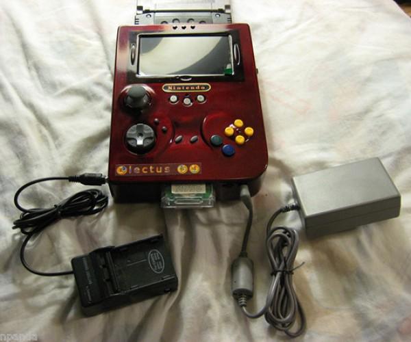 electus 64 portable handheld nintendo 64 mod 5