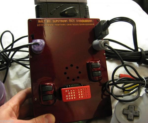 electus 64 portable handheld nintendo 64 mod 7