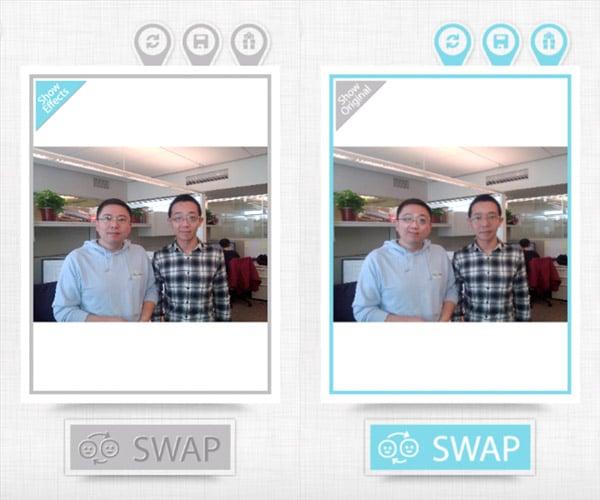 face swap 2