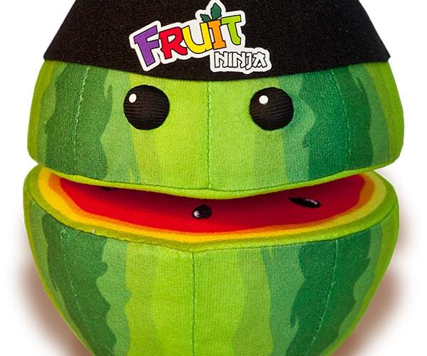 fruit ninja plush toys from halfbrick 2