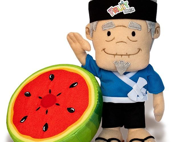 Fruit Ninja Plush Toys Won't Slice Your Budget in Half