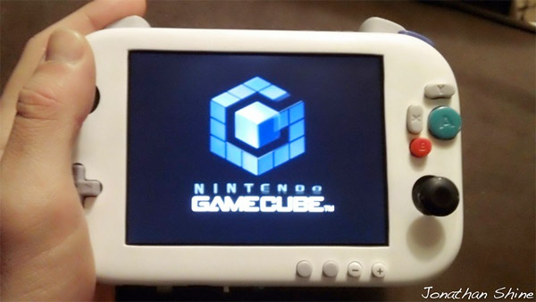 Envision: If Nintendo Made a Gamecube Portable - Technabob