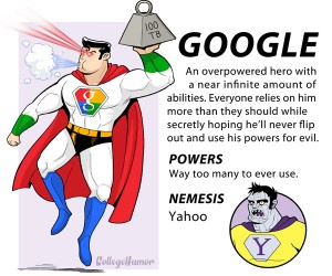 The Internet Justice League: Soon to Be Defeated by the Evil SOPA?