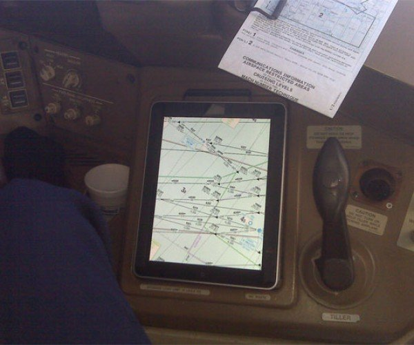 FAA Clears iPad for Use in Flight by Pilots
