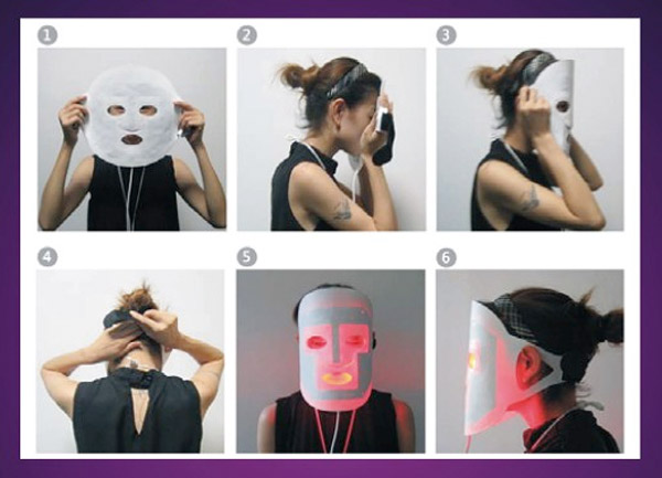 led facial mask 1